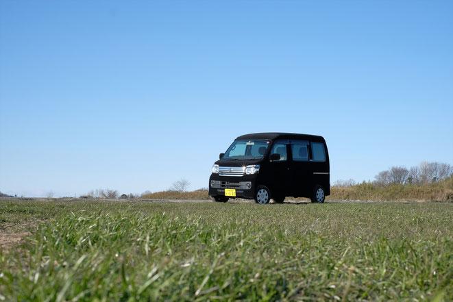 世界一黒い車1 ファインシャット