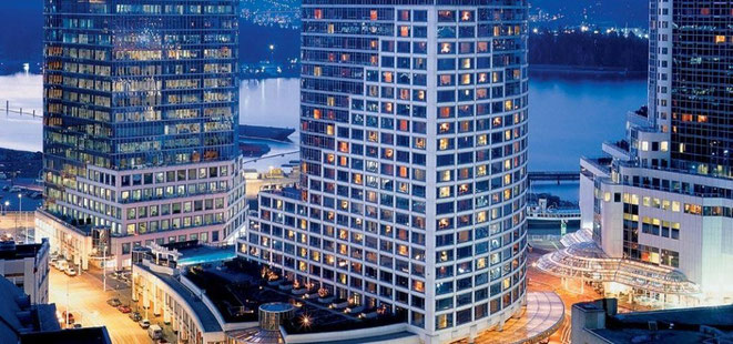 The Fairmont - Waterfront - Vancouver