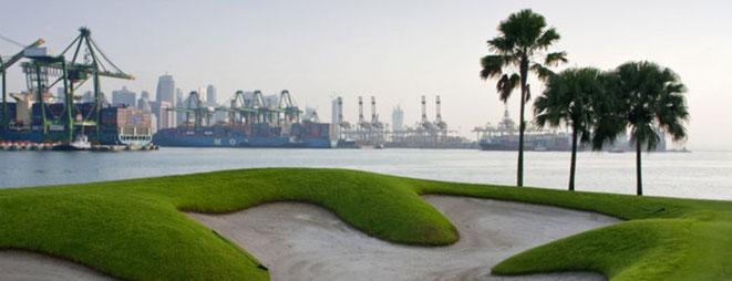 Serapong Golf Course  Sentosa