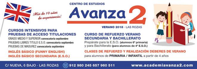 Academia Las Rozas Avanza2