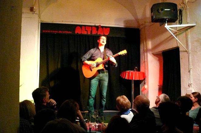 Kleinkunstverein Altbau e.V. - Michael Altinger 2017