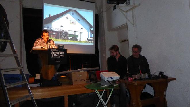 Kleinkunstverein Altbau e.V. - OBI