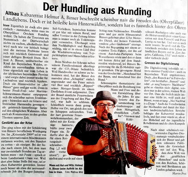 Allgäuer Zeitung vom 9.1.2020