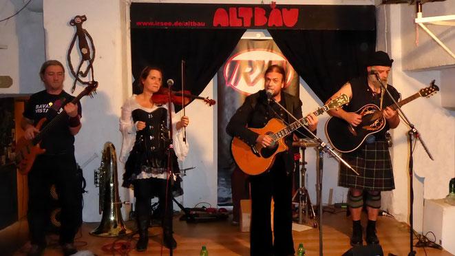Kleinkunstverein Altbau e.V. - IRXN