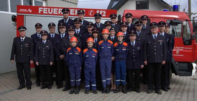 Freiwillige Feuerwehr Ettlingen, Abteilung Schluttenbach