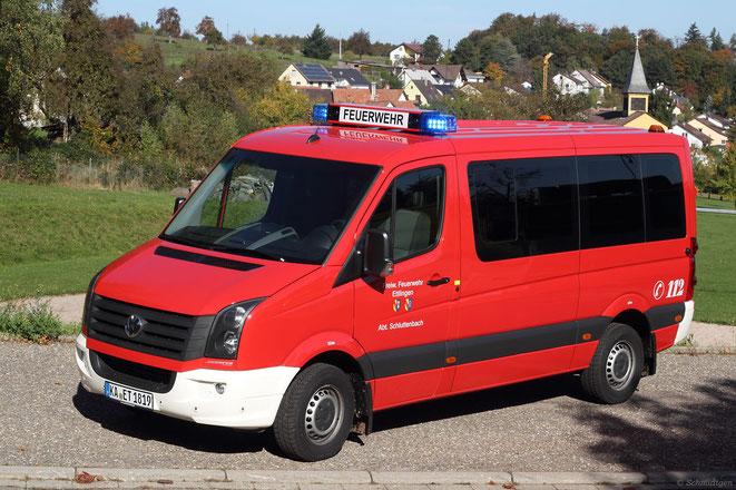 Mannschaftstransportwagen MTW 8-19