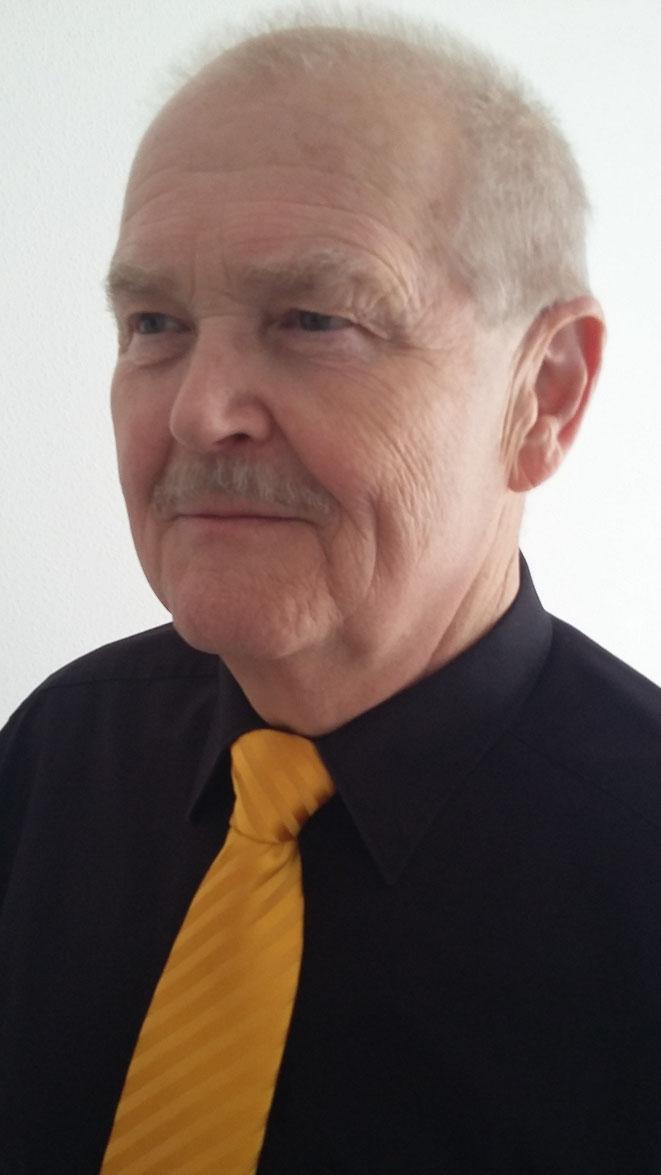 Unser 2. Vorstand Bernhard Frei