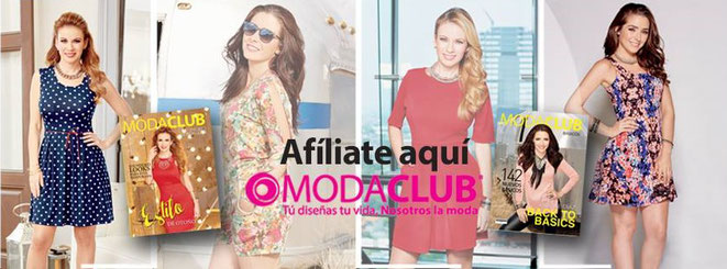 5669b4780 MODA CLUB - Ropa de Moda de Mujer por Catálogo