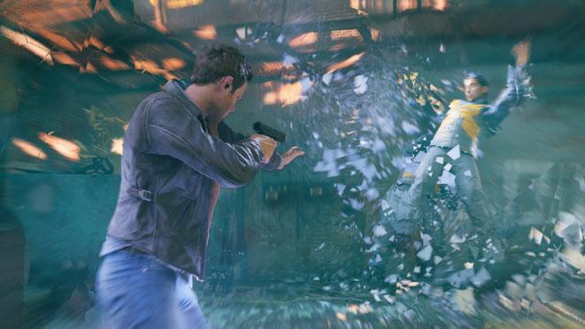 Quantum Break, Remedy, Alan Wake, Xbox, Xbox One, Microsoft, Sam Lake, Shawn Ashmore, Serie, Zeit