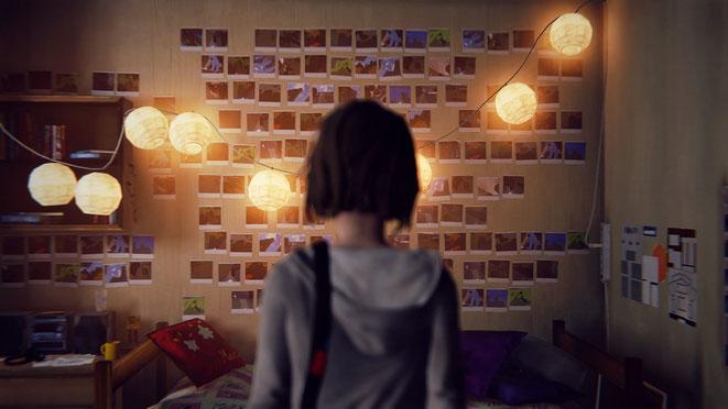 Life is Strange, Max, Dontnod, Square Enix