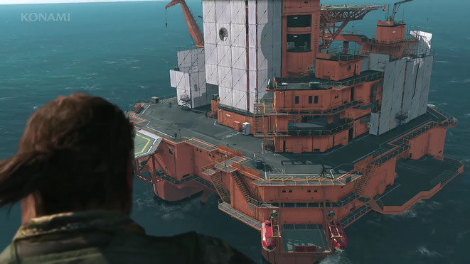 Metal Gear Solid V; Mother Base