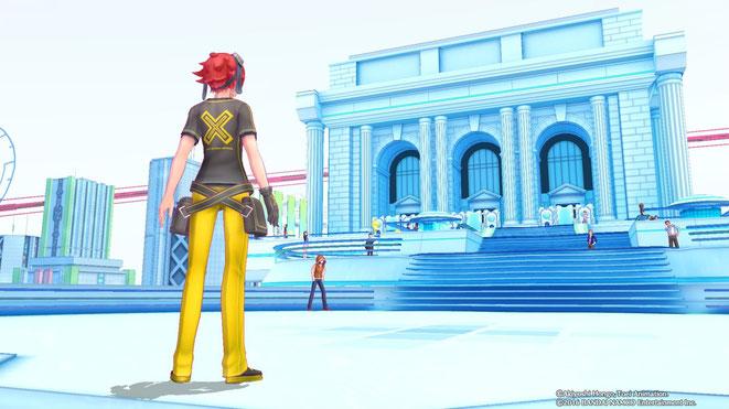 Digimon, Digimon Story, Cyber Sleuth, Bandai Namco