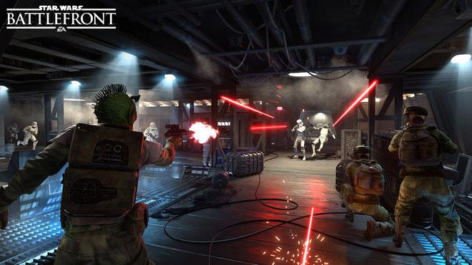 Laut Battlefront hat also wirklich Han als erster geschossen. Sorry Greedo.