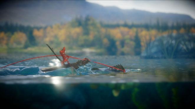 Unravel, Yarny, EA, Electronic Arts, Coldwood, Schweden, Indie, Plattformer