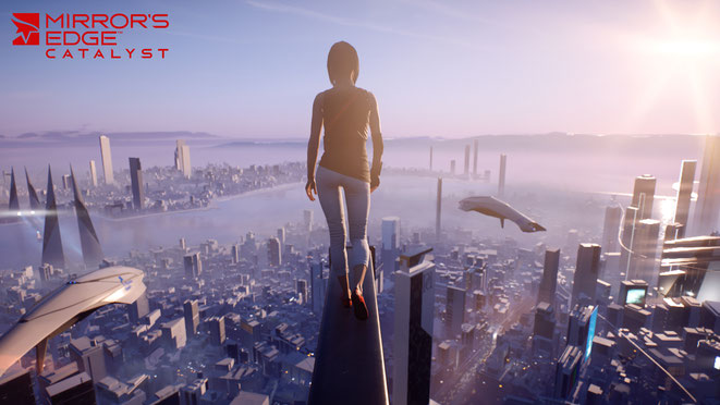 Mirrors Edge, Mirror's Edge, Catalyst, Faith, Connors, EA, Electronic Arts, Runner, Glass, Cascadia, KrugerSec, Konglomerat, KSec, Black November