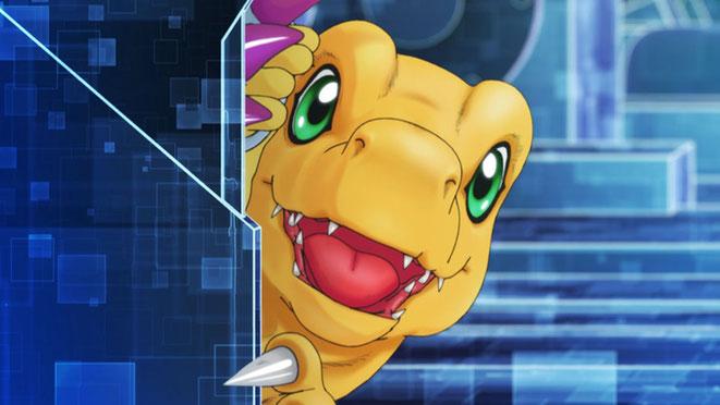 Agumon, Digimon, Digimon Story, Cyber Sleuth, Bandai Namco