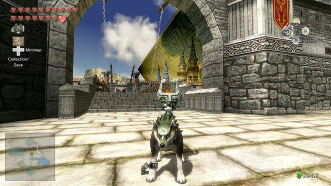 Zelda, Link, Twilight Princess, Wolf, Midna, Hyrule, HD, Remake, WiiU