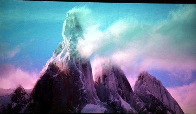 die Fels-und Eisnadel des unbezwingbar scheinenden  Cerro Torre