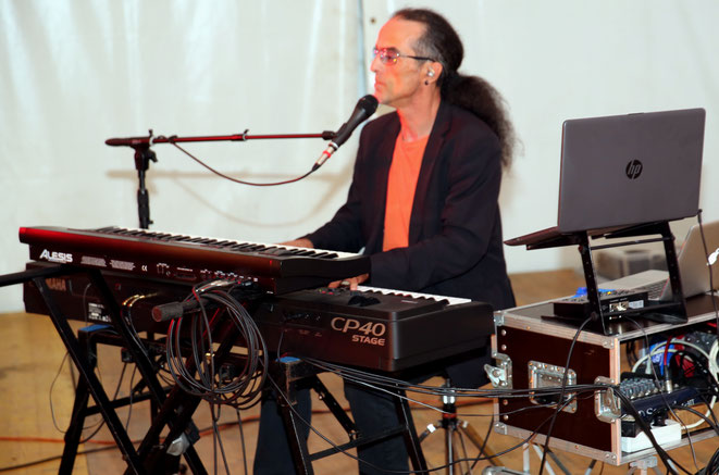 Ivano Albano, der ital. Piano & Voice Entertainer