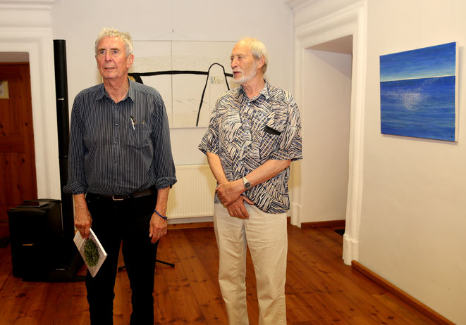 li: Gerald Nitsche - re: Roland Grasser