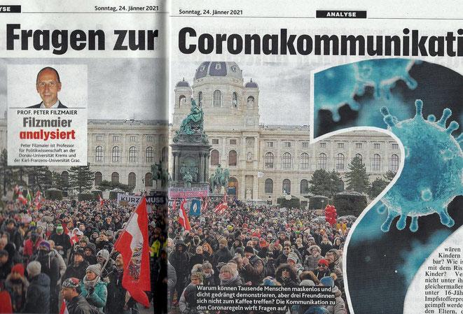 Foto - Kronen-Zeitung