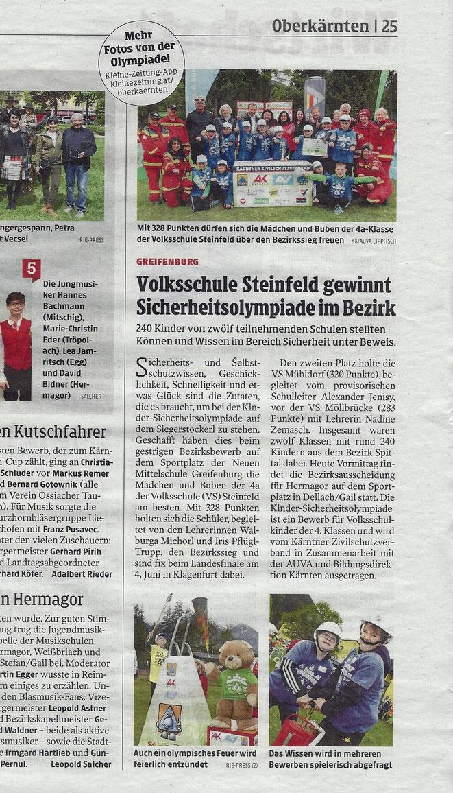 Artikel - Kleine Zeitung