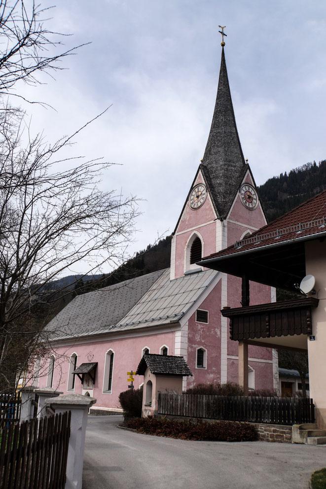 Ausgangspunkt - Steinfelder Kirche