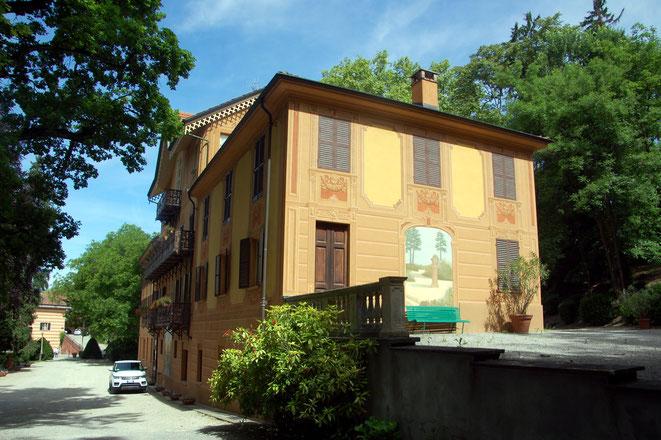 Weingut Fontanafredda in Serralunga d`Alba