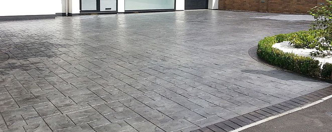 pavimentos de Hormigón impreso en Salamanca