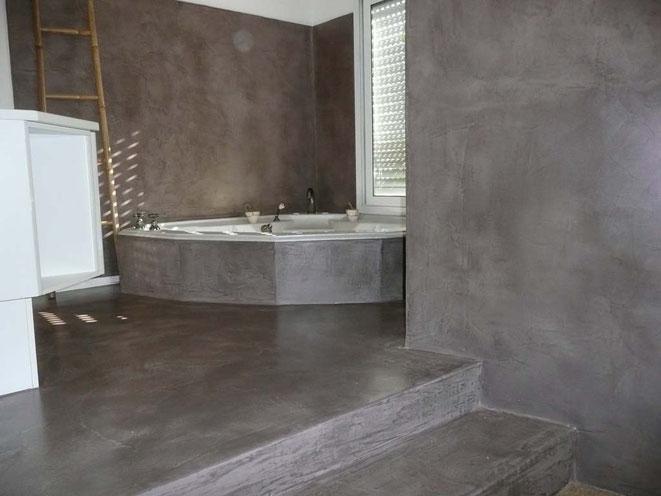 microcemento para suelo y paredes