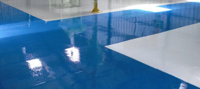 pavimentos de resinas epoxi