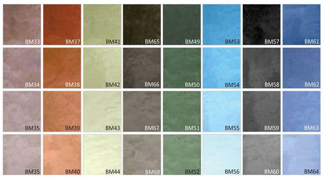 colores para microcemento