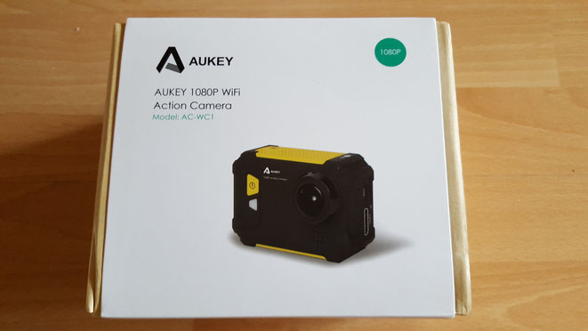 Aukey Wifi Action Cam
