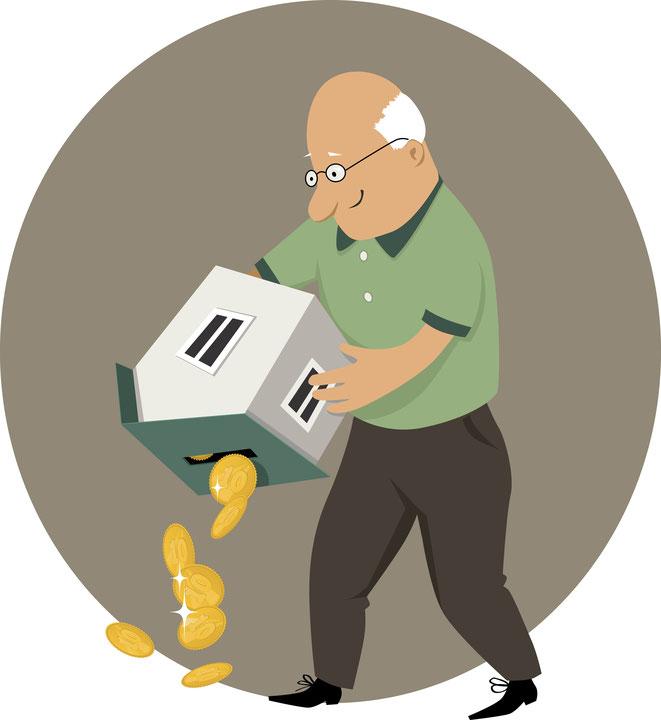 Cuidado con la hipoteca inversa