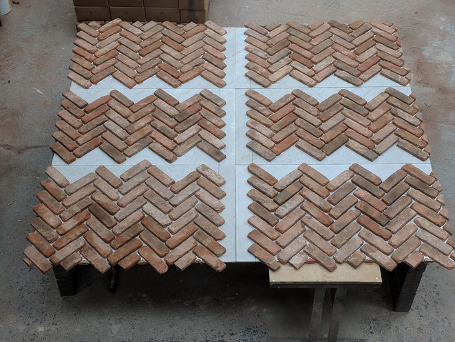 Bespoke Brick Slip Clad Panels