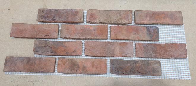 BrickMesh in Kassandra Brick Slips