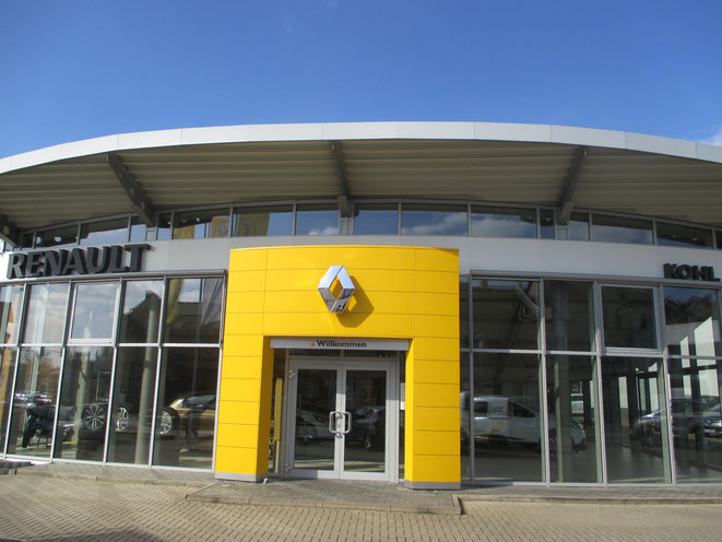 Unser Renault Autohaus in Helmstedt