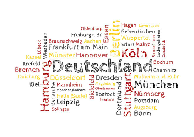 Deutsche Großstädte | Detektive | Privatdetektiv | Detektei | Wirtschaftsdetektei