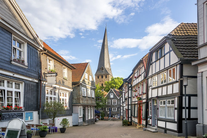 Hattingen Altstadt | Detektiv Hattingen | Privatdetektiv Hattingen | Wirtschaftsdetektiv