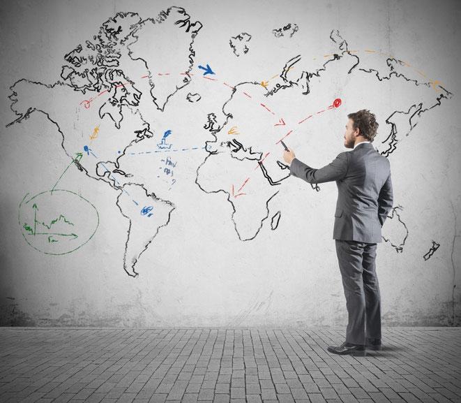 Auslands-Detektiv | Privatdetektive für das Auslands | Auslandseinsätze durch Detektive aus Deutschland