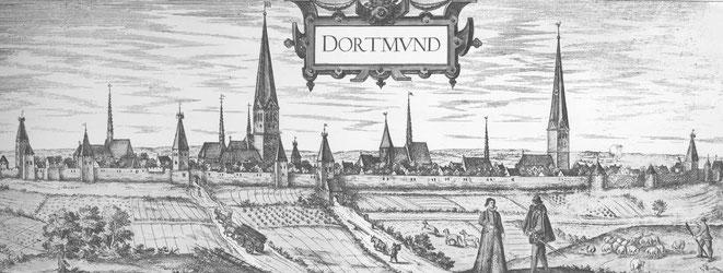 Dortmund - Hier wohnten Ömchen und Opi vom Frühling 1951 bis zum Herbst 1959