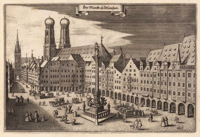 München - Hier wohnte Ömchen vom Oktober 1959 bis zu ihrem Tod.