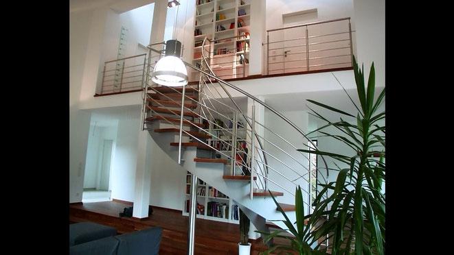 Treppen Kläs- zuverlässig aufwärts