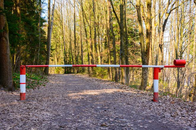 Schranke Wald | Stundenbetrug | Stundenabrechnungsbetrug | Detektei Köln