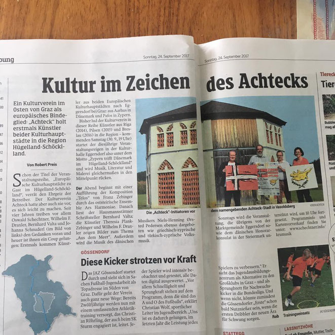 Danke Kleine Zeitung ! 2017