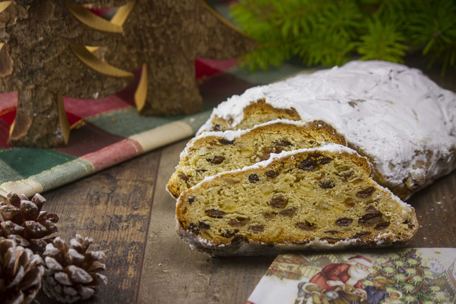 Dresdner Christstollen Selber Machen Originalrezept Bake It Easy