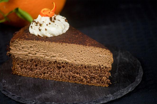 schokoladen orangen torte rezept einfach und ohne hilfsmittel bake it easy. Black Bedroom Furniture Sets. Home Design Ideas