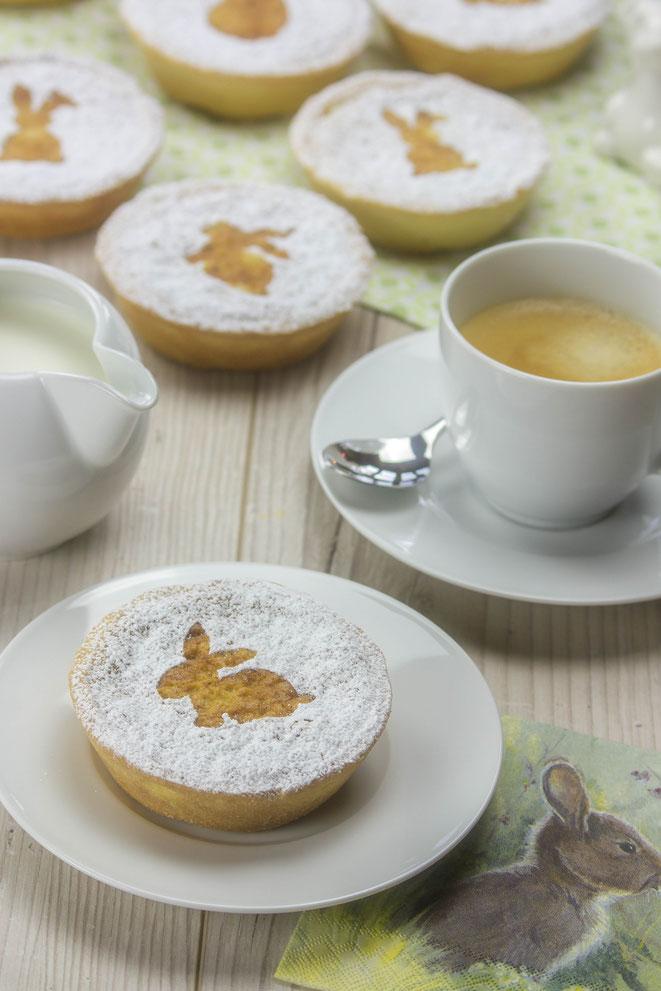 Osterchüechli selber machen Rezept Osterküchlein Osterkuchen Osterfladen Schweiz