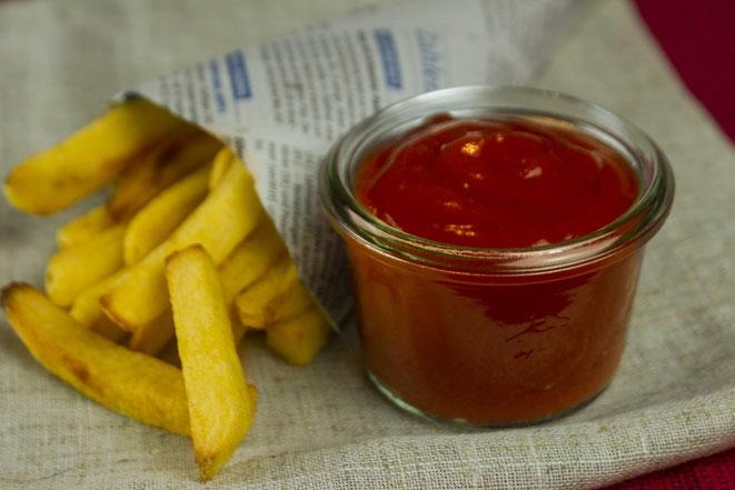 Ketchup selber machen Rezept Heinz