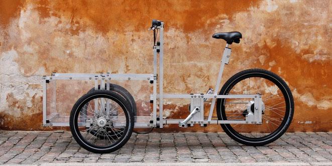 Transportrad XYZ CARGO Trike